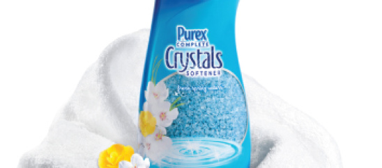 Review of Purex Complete Crystals. Giveaway goodness!