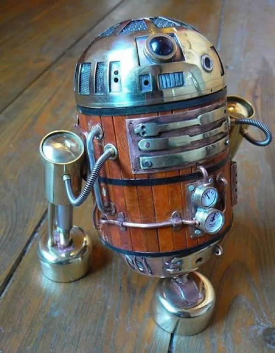 12 Cool Steampunk Gadgets