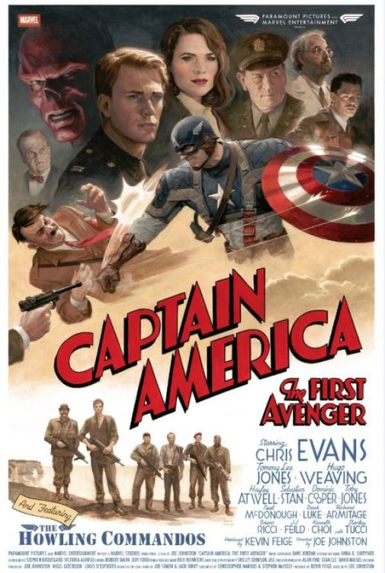 Review: Captain America: The First Avenger