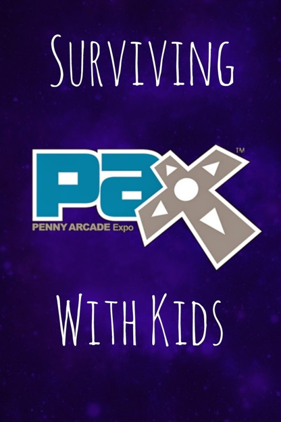 A Parent's Guide to Surviving PAX Prime with Kids