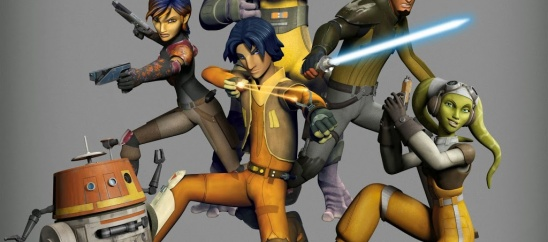 Seattle Geeks: See the Premiere of Star Wars Rebels on the Big Screen