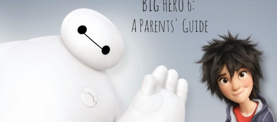Can I take my 5 year old to Big Hero 6?